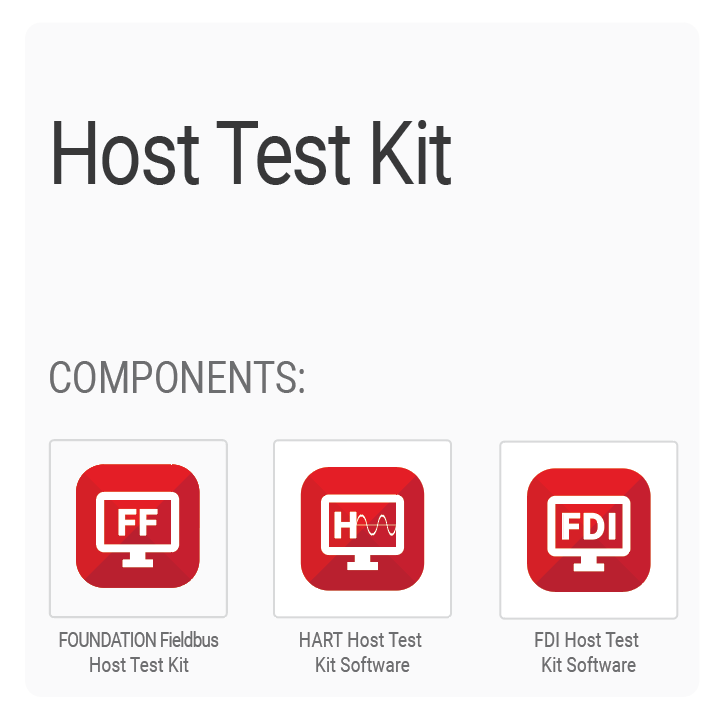 Host Test Kit