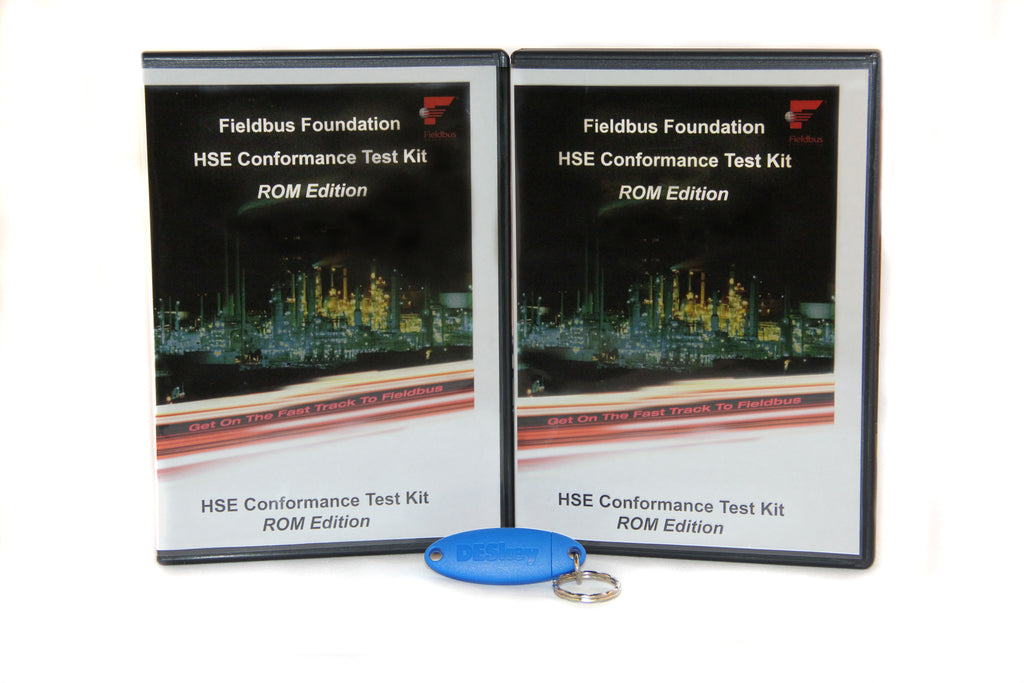 FOUNDATION Fieldbus HSE Conformance Test Kit - ROM Edition