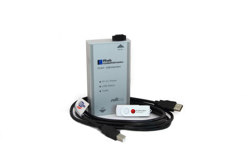 FOUNDATION Fieldbus H1 Conformance Test Kit