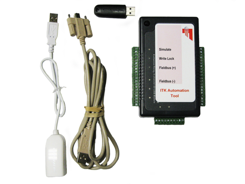 FOUNDATION Fieldbus ITK Automation Tool Kit