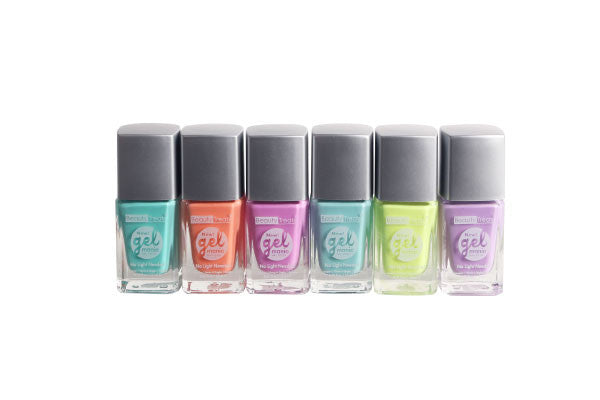 Pastels Gel Mania Nail Color, Sunshine