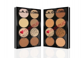 I Heart Makeup Contour Palette Choose Light/Medium or Medium/Deep