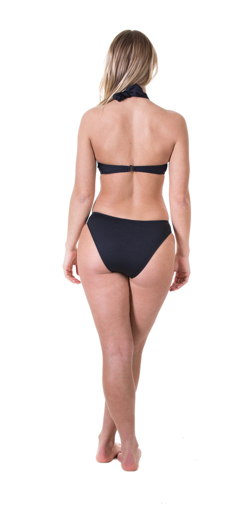 Two Piece Bandeau Swimsuit