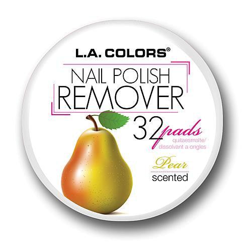 Polish Remover Pads For Nails, Pear