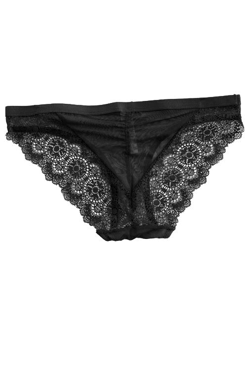 Set of 3 Pretty Lace Panties