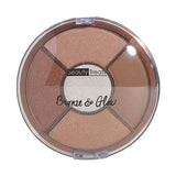 Beauty Treats Bronze & Glow Palette, Silver