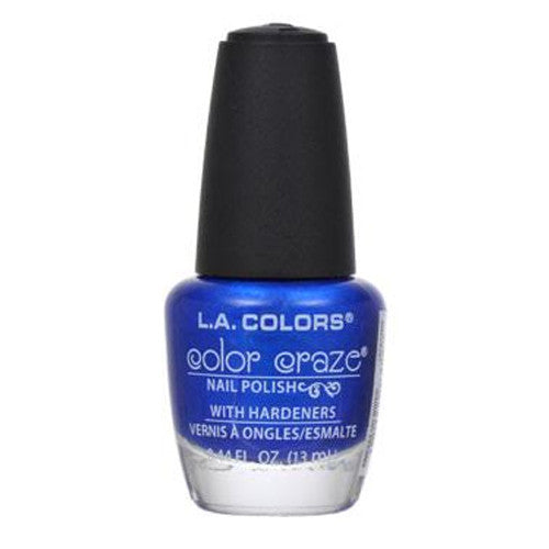 Color Craze Nail Polish, Wired