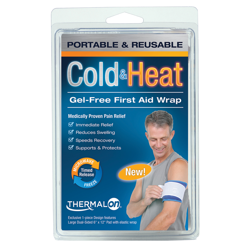 Thermalon Cold/Heat First Aid Wrap - Small