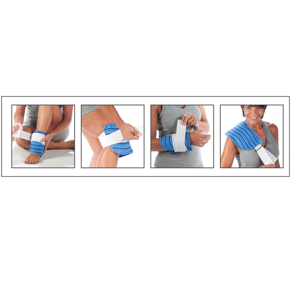 Thermalon First Aid Wrap for effective cold therapy treatments.  Easy to apply. Non gel technology.Thermalon First Aid Wrap for effective cold therapy treatments.  Easy to apply. Non gel technology. Sports injury relief.