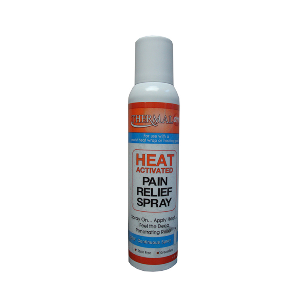 Thermalon Pain Relief Spray - Heat Activated