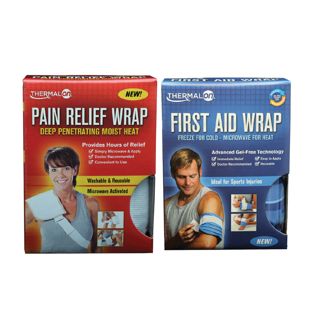 Thermalon Wrap Set - Pain Relief & First Aid Wrap