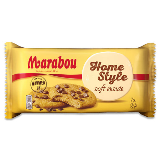 Homestyle Cookies soft inside, Marabou