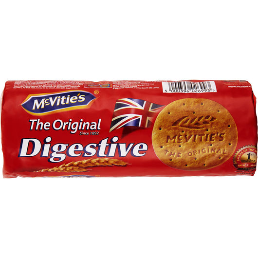 Digestive kex original, Mc Vities