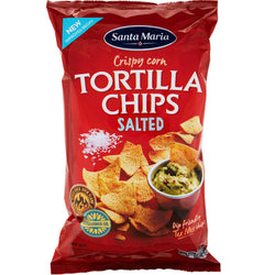 Tortilla chips salted, Santa Maria