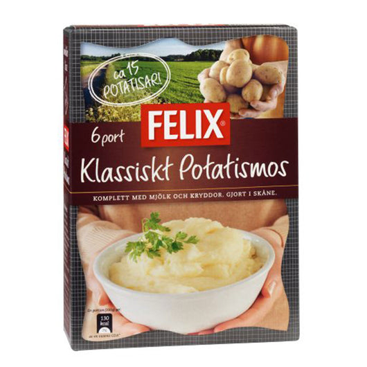 Potatismos mix, Felix