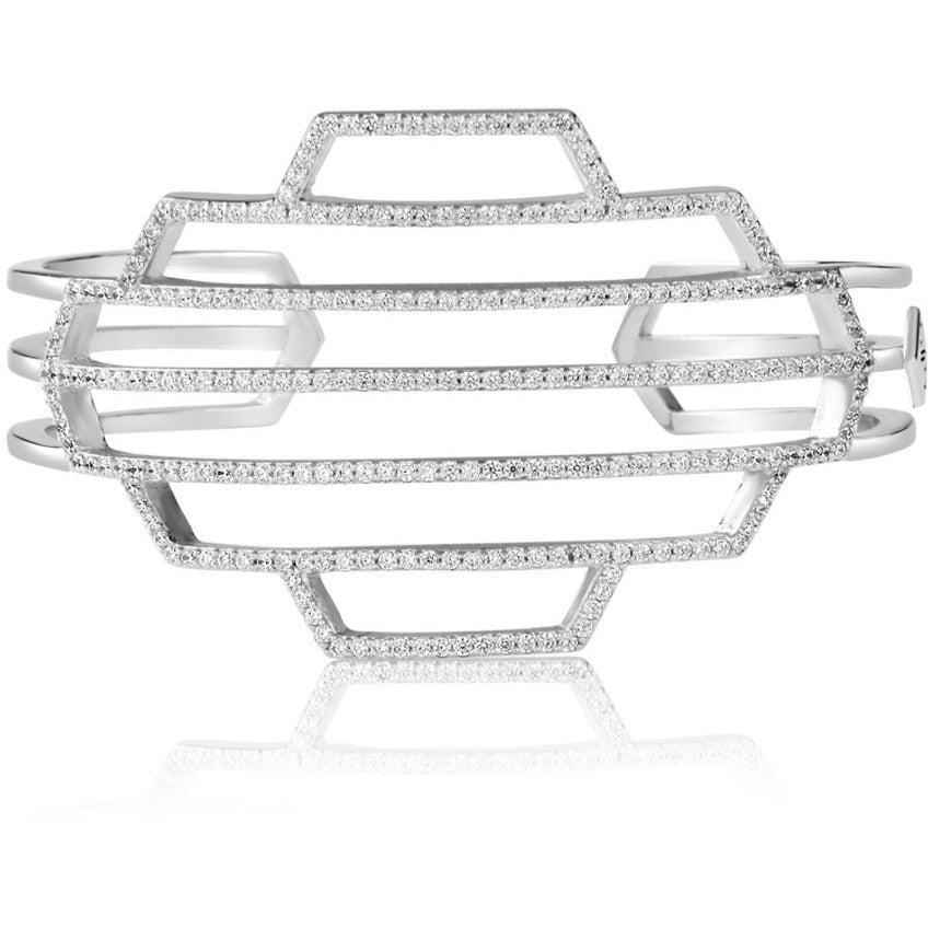 High Line Cuff – Embellished