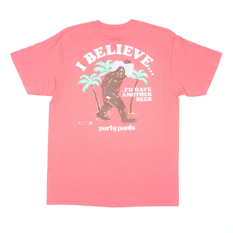 BIGFOOT SHORT SLEEVE TEE