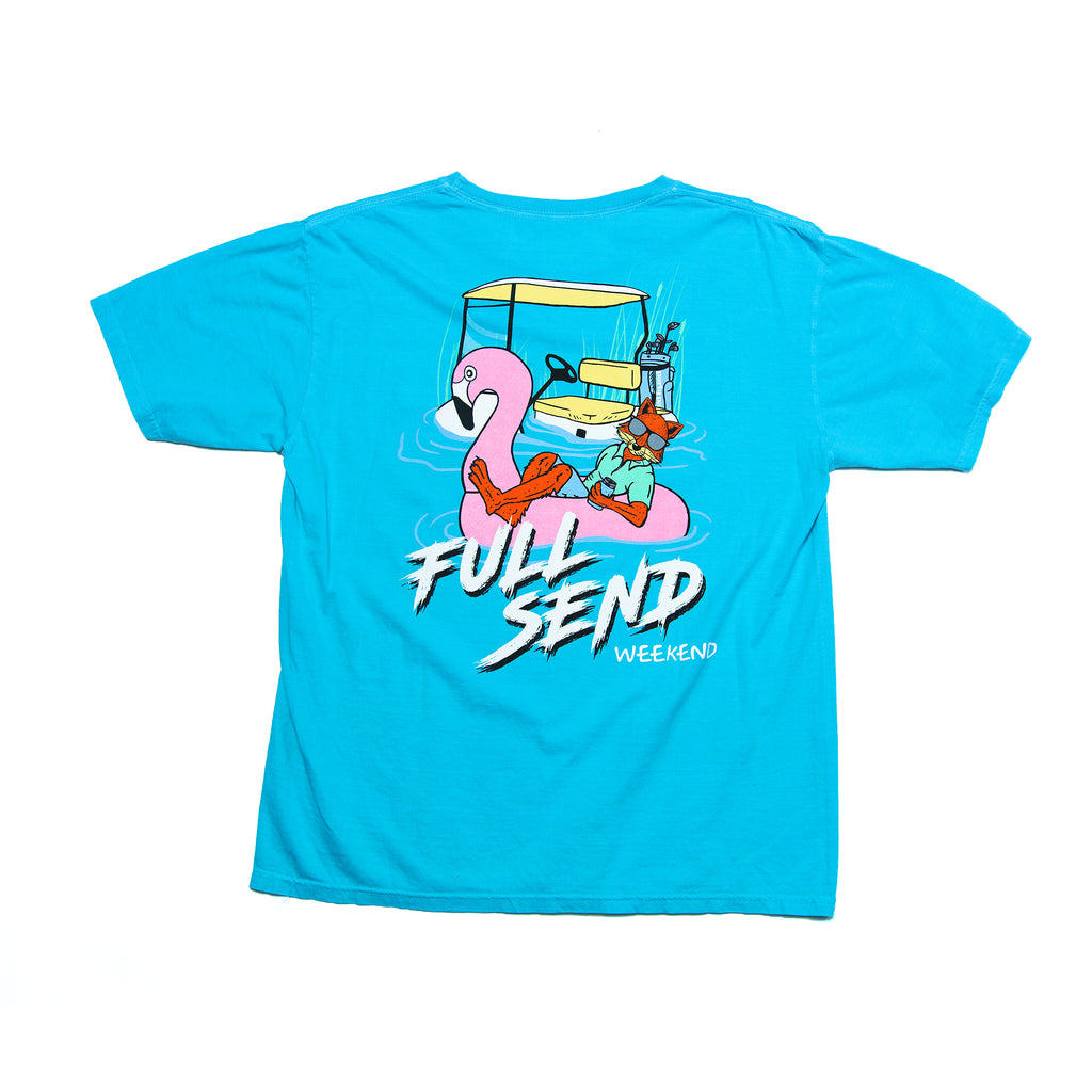 FULL SEND SHORT SLEEVE TEE