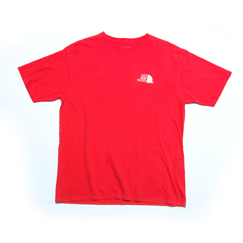 SHIP FACED SHORT SLEEVE TEE