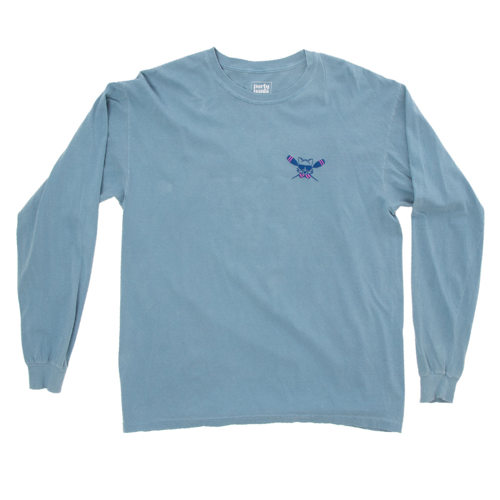 MOTORBOAT LONG SLEEVE TEE