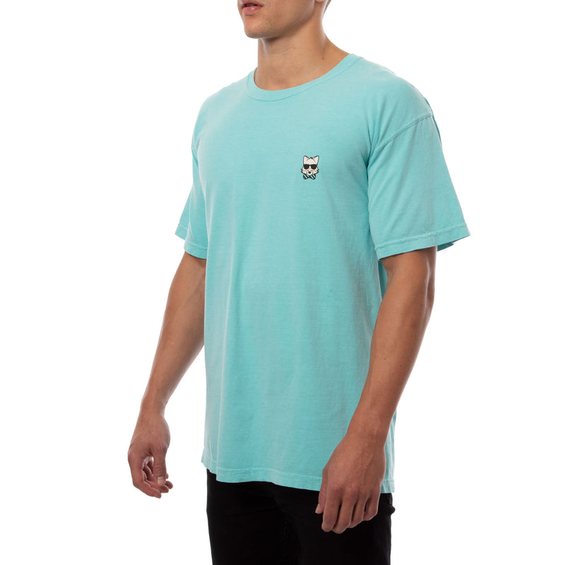 ZERO FOX SHORT SLEEVE TEE