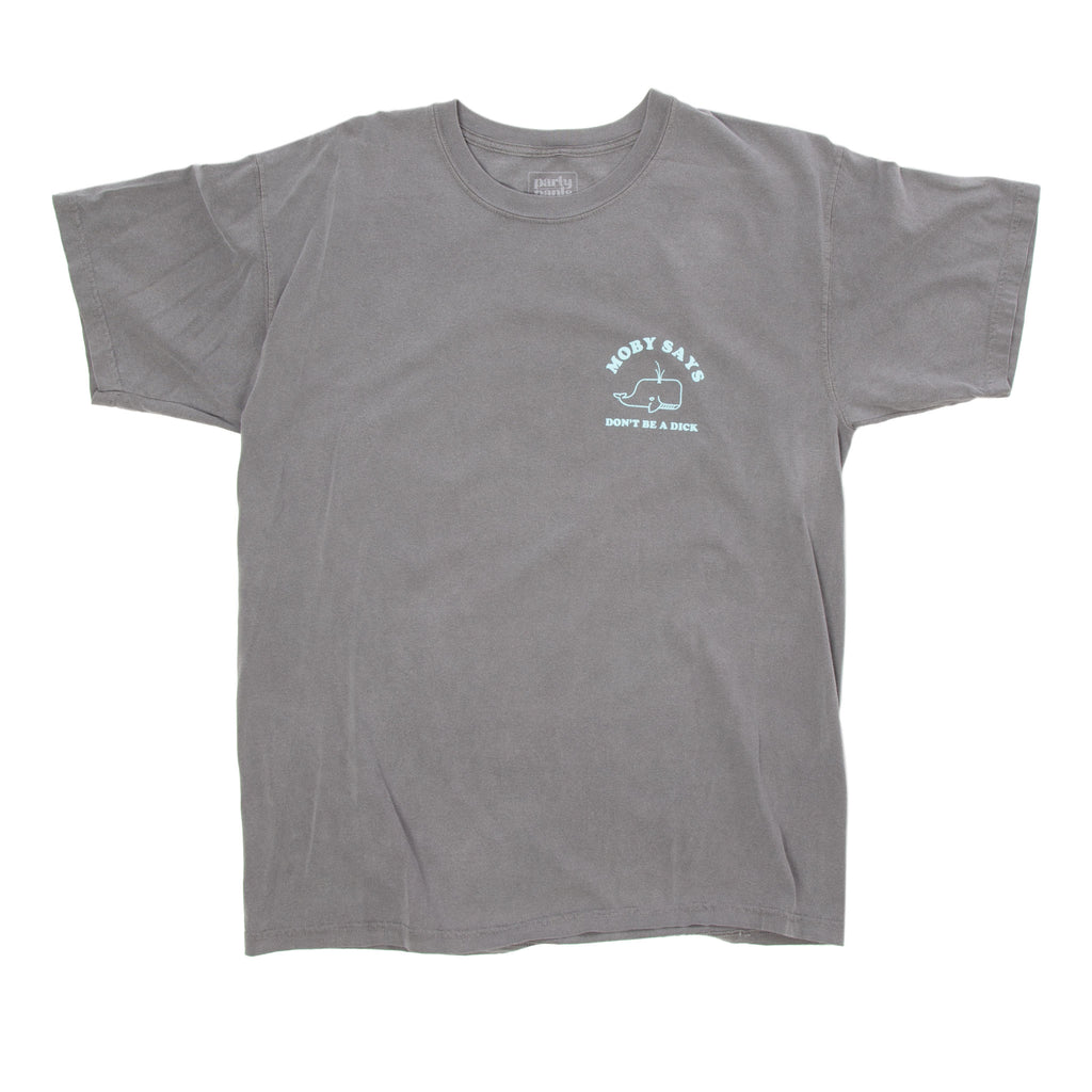 MOBY SHORT SLEEVE TEE