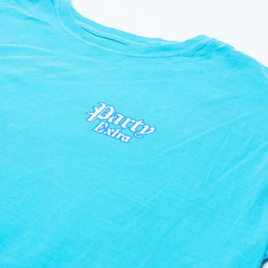 PARTY EXTRA SHORT SLEEVE TEE