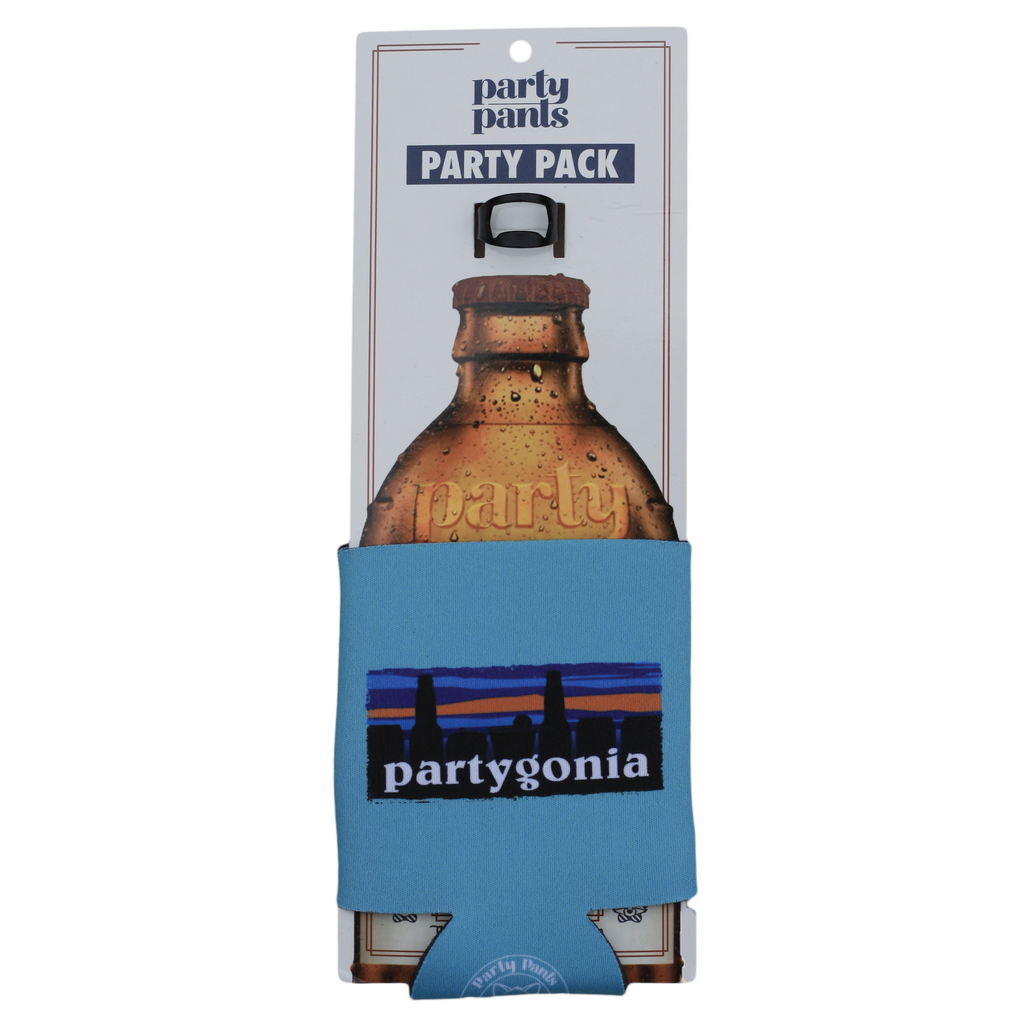 PARTYGONIA PARTY PACK