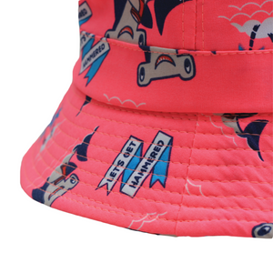 HAMMERTIME BUCKET HAT