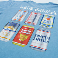 POUR CHOICES SHORT SLEEVE TEE