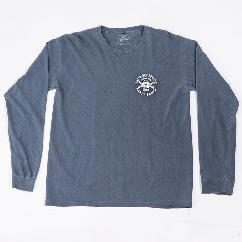 KNOTTY LONG SLEEVE TEE