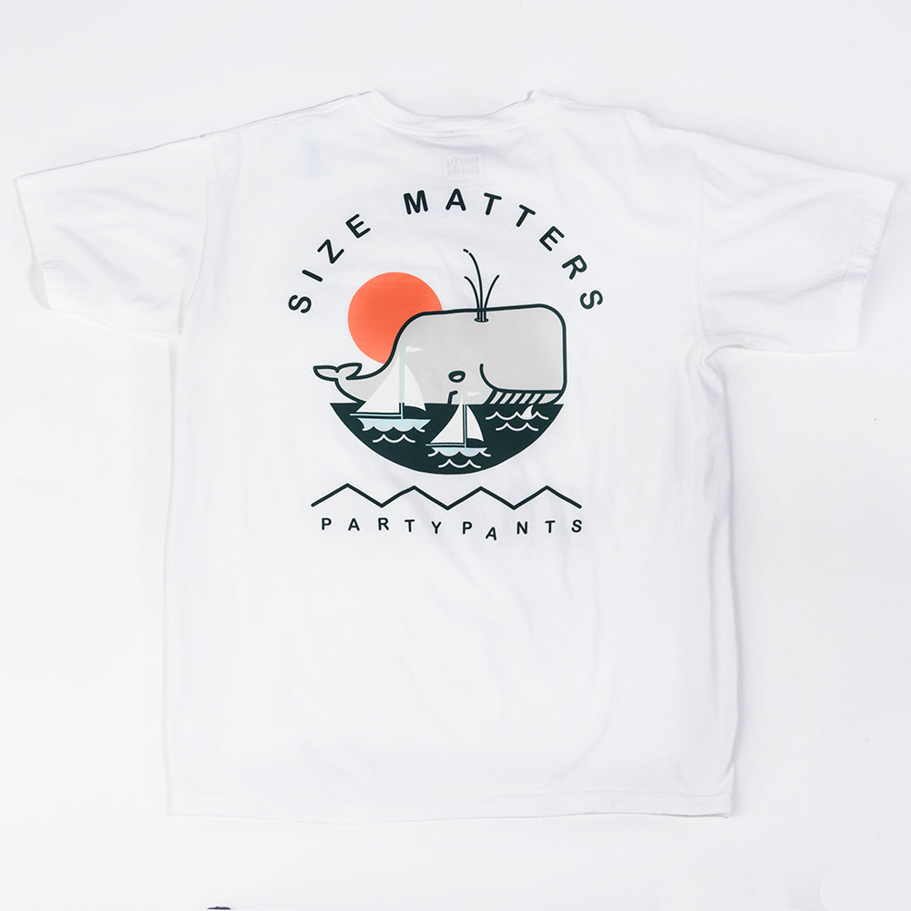 SIZE MATTERS TEE