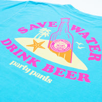 SAVE WATER SHORT SLEEVE TEE