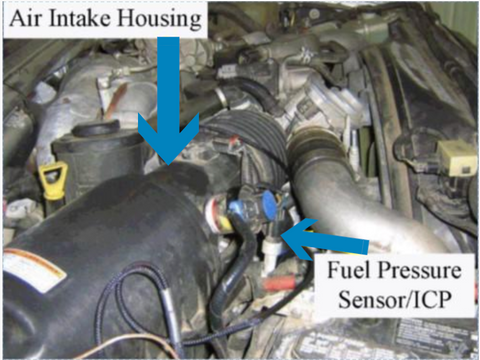 Installation Instructions for Ford Powerstroke 6 4L Stealth Module