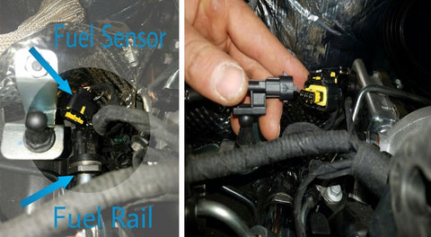 Installation Instructions for Ram Eco-Diesel 3 0L Stealth