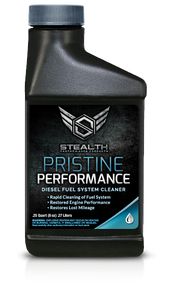 Pristine Performance - Diesel Fuel Additive - Stealth Performance Products