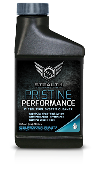 Pristine Performance - Diesel Fuel Additive