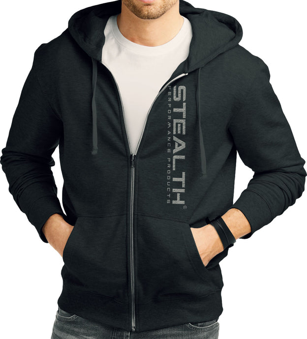 Stealth Zip Sweatshirt - Stealth Performance Products