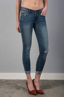LUA ANKLE MOMENT - Lois Jeans