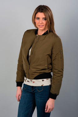 CASACO BOMBER JAGGER BOOM - Lois Jeans