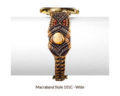 Macraband of the Week Style 101C - Wide