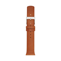18mm Holst Leather Watch Strap, Brown
