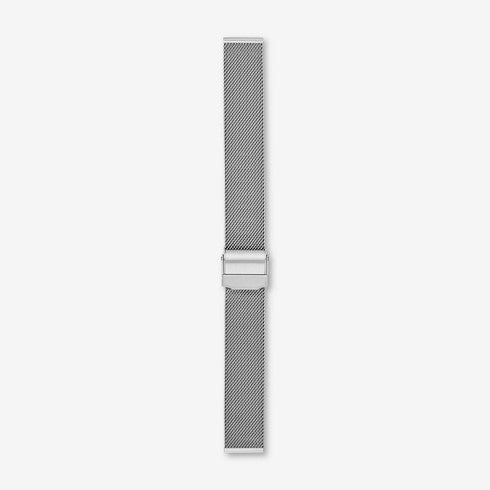 16mm Interchangeable Steel-Mesh Strap