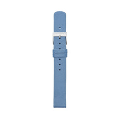 14mm Standard Satin Strap, Blue
