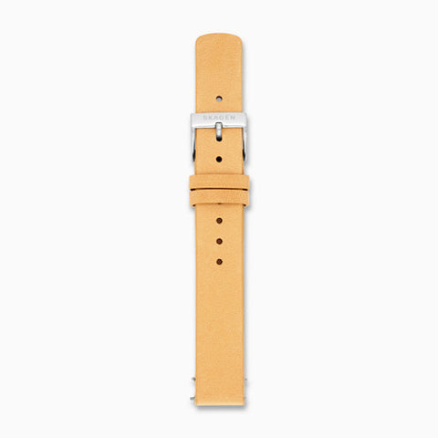 14mm Standard Leather Watch Strap