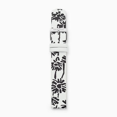 18mm Sketchables Leather Strap Floral