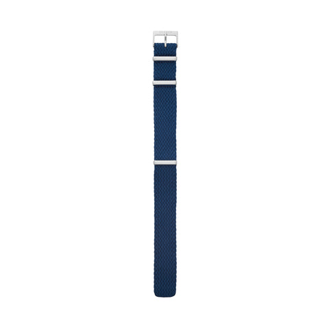 20mm Standard NATO Nylon Strap, Blue
