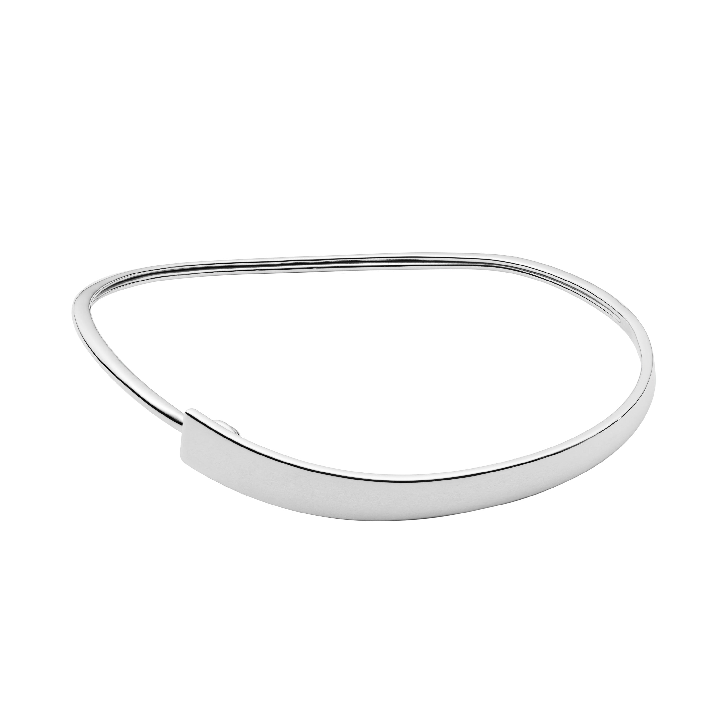 Kariana Silver Tone Bangle