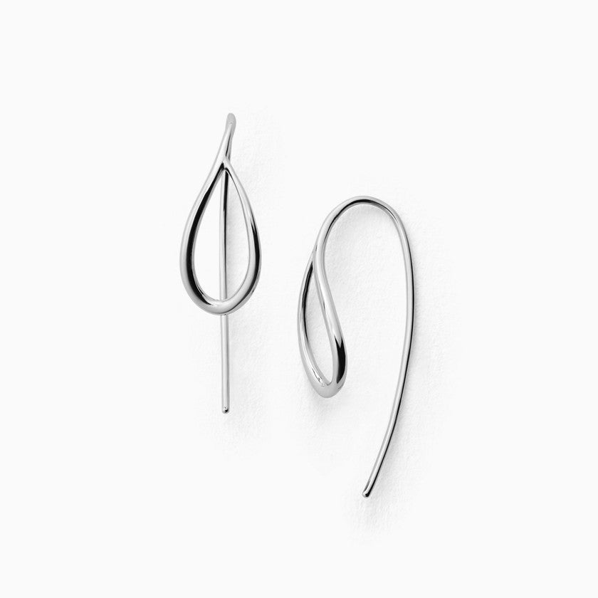 Kariana Silver Tone Earrings