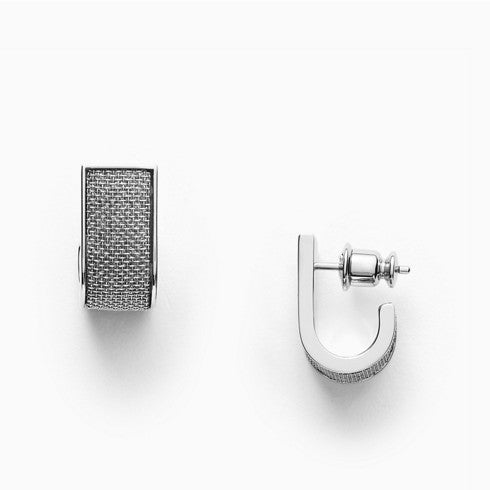 Merete Brilliant Mesh Earrings
